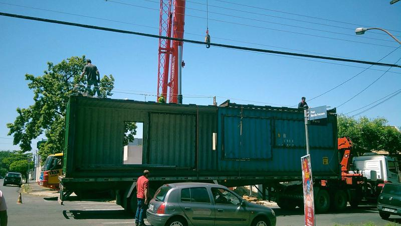Containers Marítimo